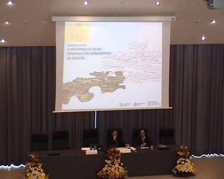 Edición de A Coruña - Javier Bugallo Thielen, arquitecto Redactor de Planeamento - Novas Xornadas sobre A Reforma da Lei de Ordenación Urbanística de Galicia